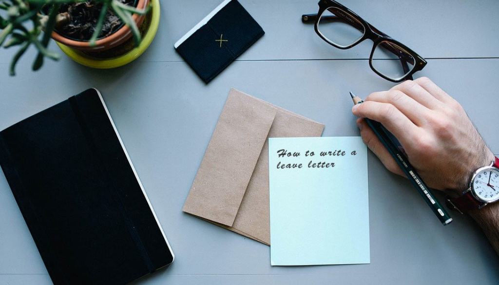 how-to-write-a-leave-letter