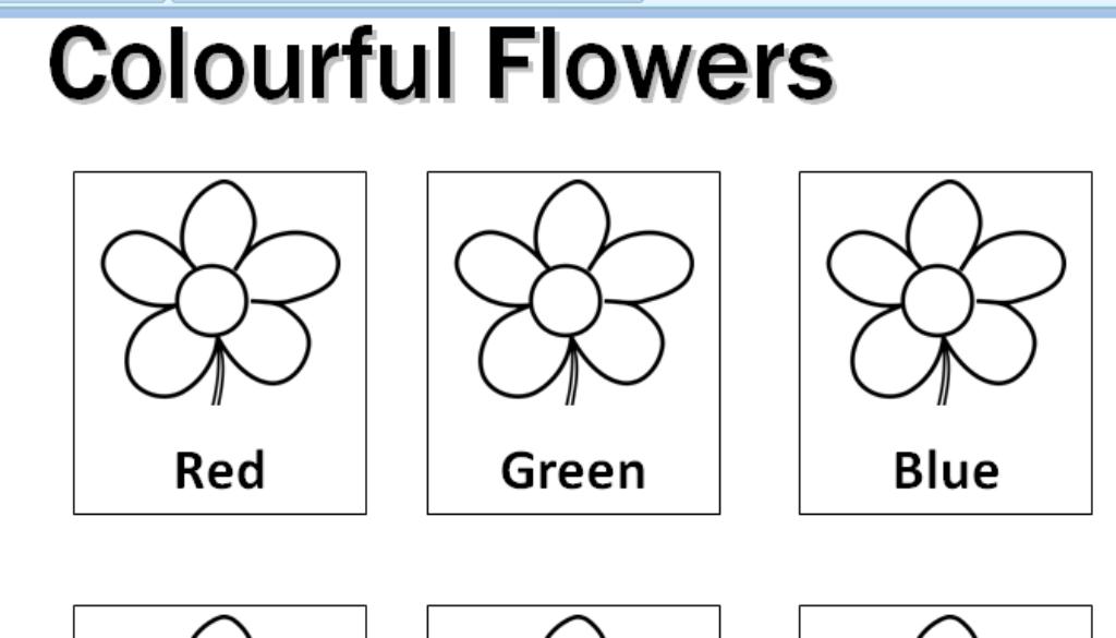 colorful-flowers-worksheet